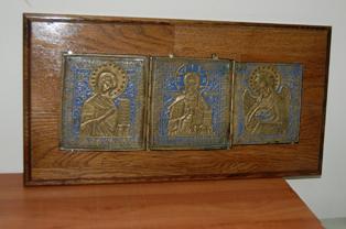 Сувениры: иконы